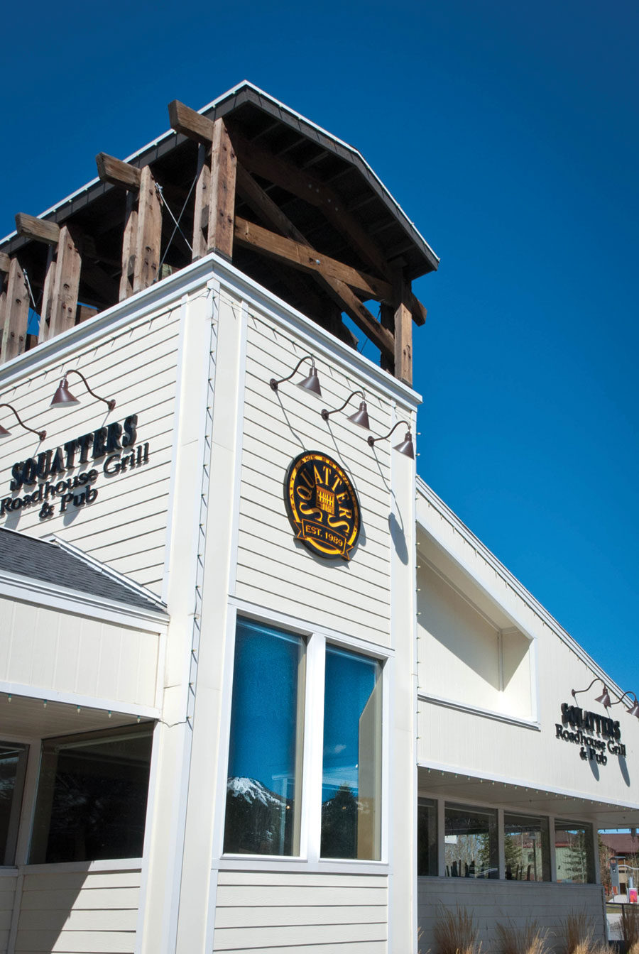 Squatters roadhouse grill pub dishing park city - No name saloon and grill park city ut ...