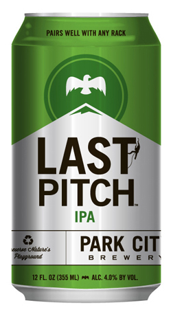 Park City Brewery The Last Pitch