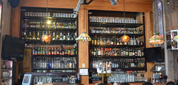 New Cocktail Menu at No Name Saloon