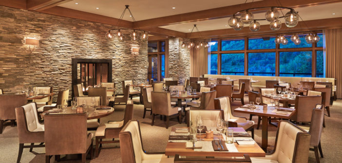 The St. Regis Deer Valley Introduces New Head Chef