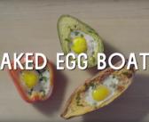 Food Trend: Baked Egg Boats