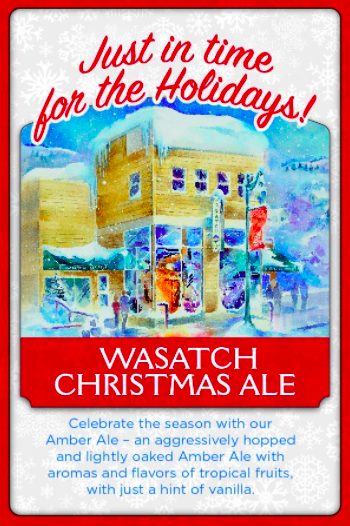 Wasatch Christmas Ale