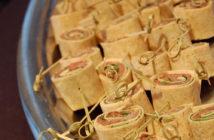 Savoury Wraps