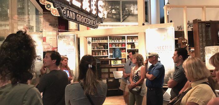 Gourmand Food Tour: History, Food and Fun