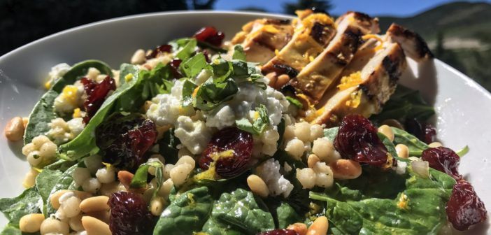 What to Make: Mary Leader's Summer Fresh Salad