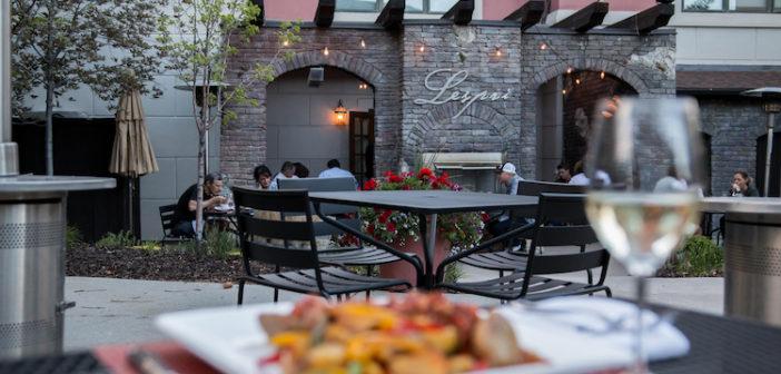 Deck Dining: Lespri Prime Steak and Sushi Bar