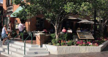 Deck Dining: Cafe Terigo