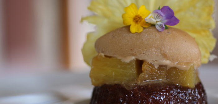 What To Make: Goldener Hirsch Sticky Toffee Pudding