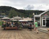 Deck Dining: The Bridge