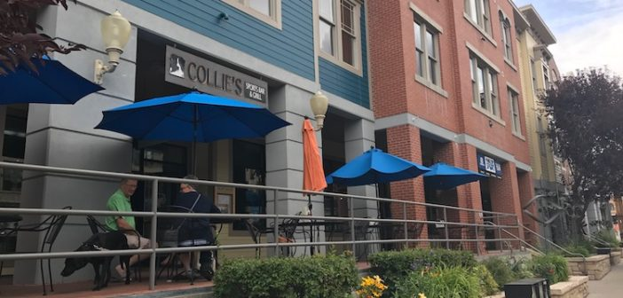 Deck Dining: Collie's Bar and Grill