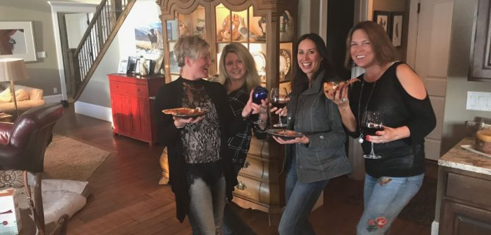 Girl's Night Out Takeout: Este Pizza
