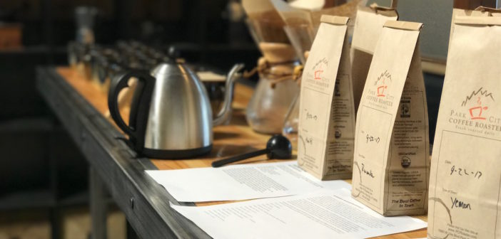 Perk Up With Park City Coffee Roasters