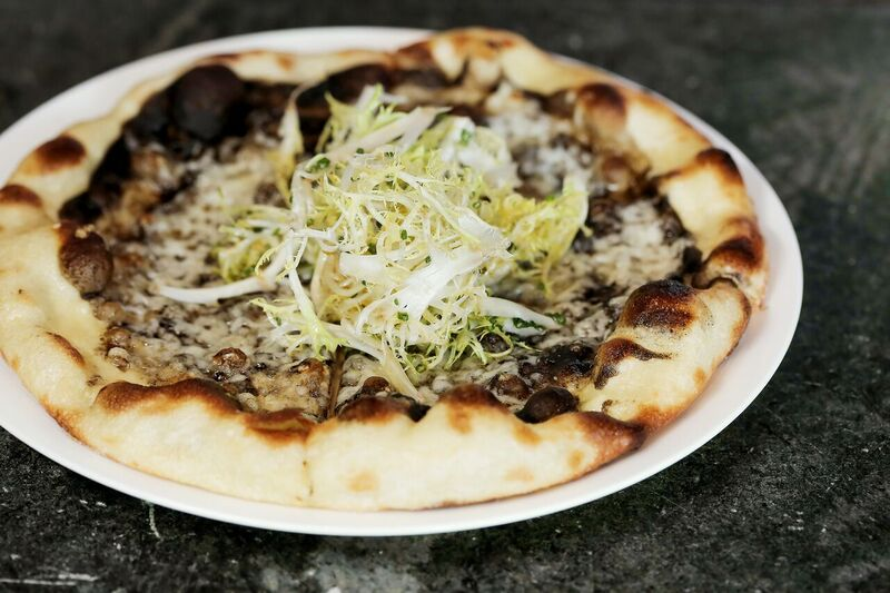 J & g grill pizza