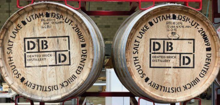 Own a Barrel at Dented Brick