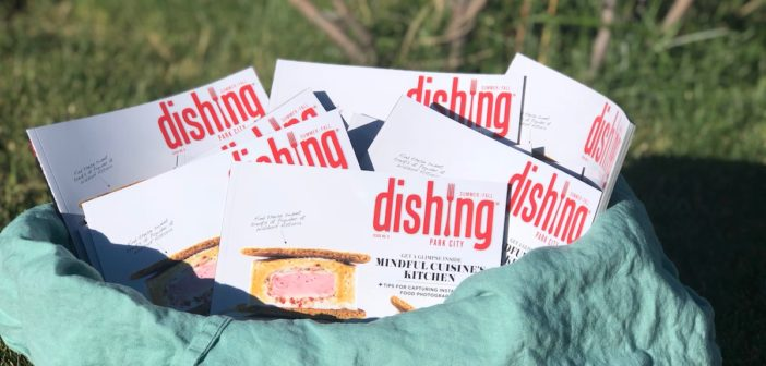 Dishing Park City Issue 8 On Stands Now