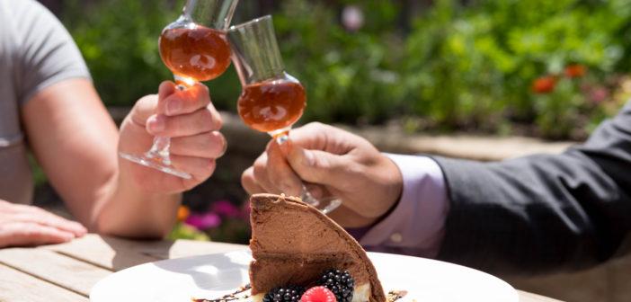Dessert Comes First at Cena Ristorante