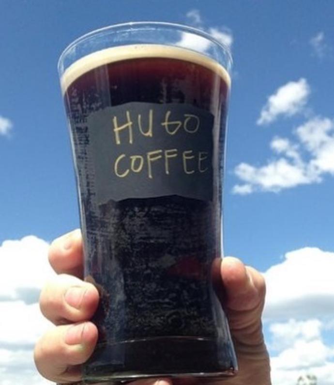 Hugo Coffee's Dog Daze Cold Brew