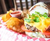 Ask For It: No Name Saloon's Turkey Burger