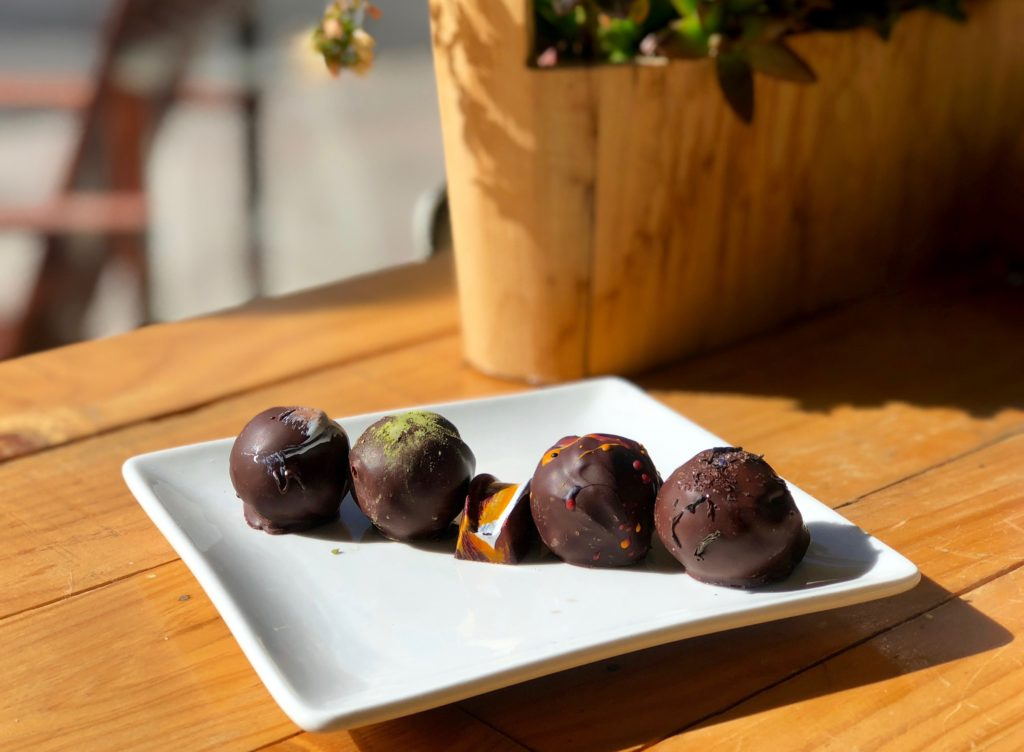 Ritual Chocolate Truffles