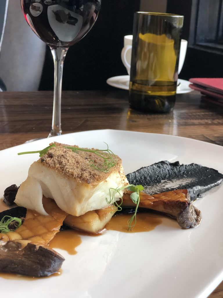 Waldorf Astoria Powder: Sea Bass