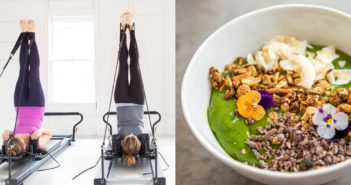 Studio Pilates + Five5eeds