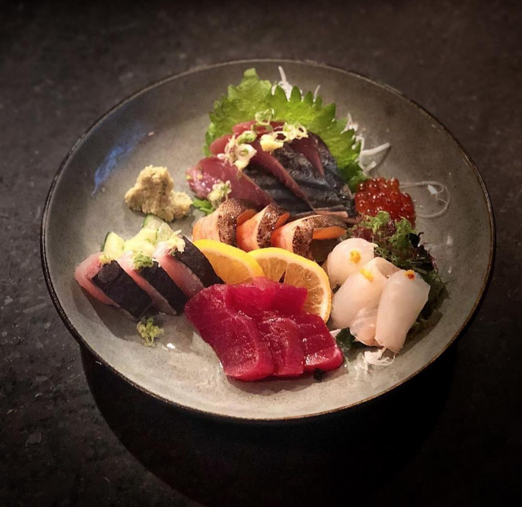 Yuki Yama Omakase Platter