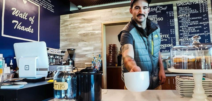 Lucky Ones Coffee Shop Offers Good Vibes and Great Coffee