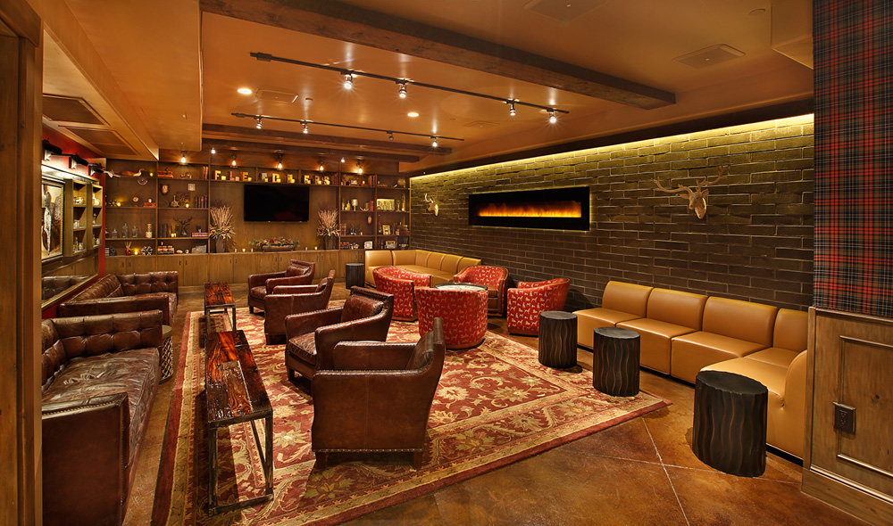 Fletchers Library Lounge