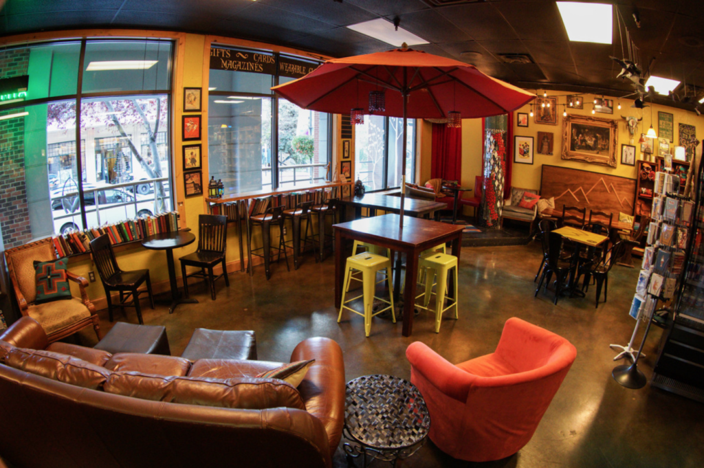 Atticus Coffee and Teahouse
