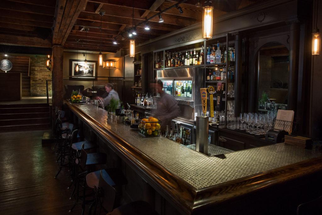 Firewood Nickel Bar