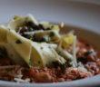 cena pasta