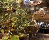 Stein Eriksen Lodge's Gingerbread Viking Ship Sets Sail