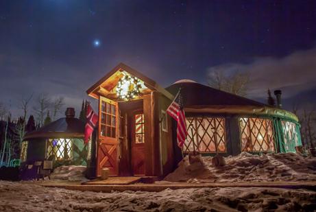 Viking Yurt