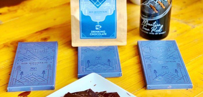 Ritual Chocolate + Old Town Cellars Pairing