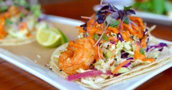 Deer Valley Grocery Cafe Shrimp Tacos