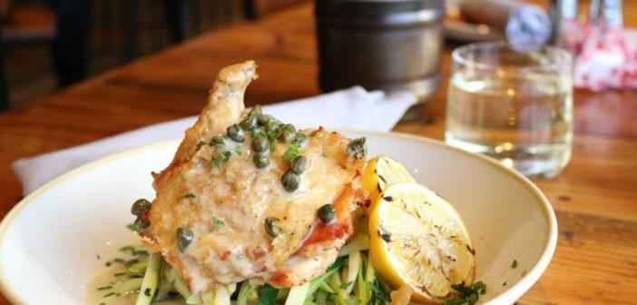 Ask For It: Versante's Chicken Piccata