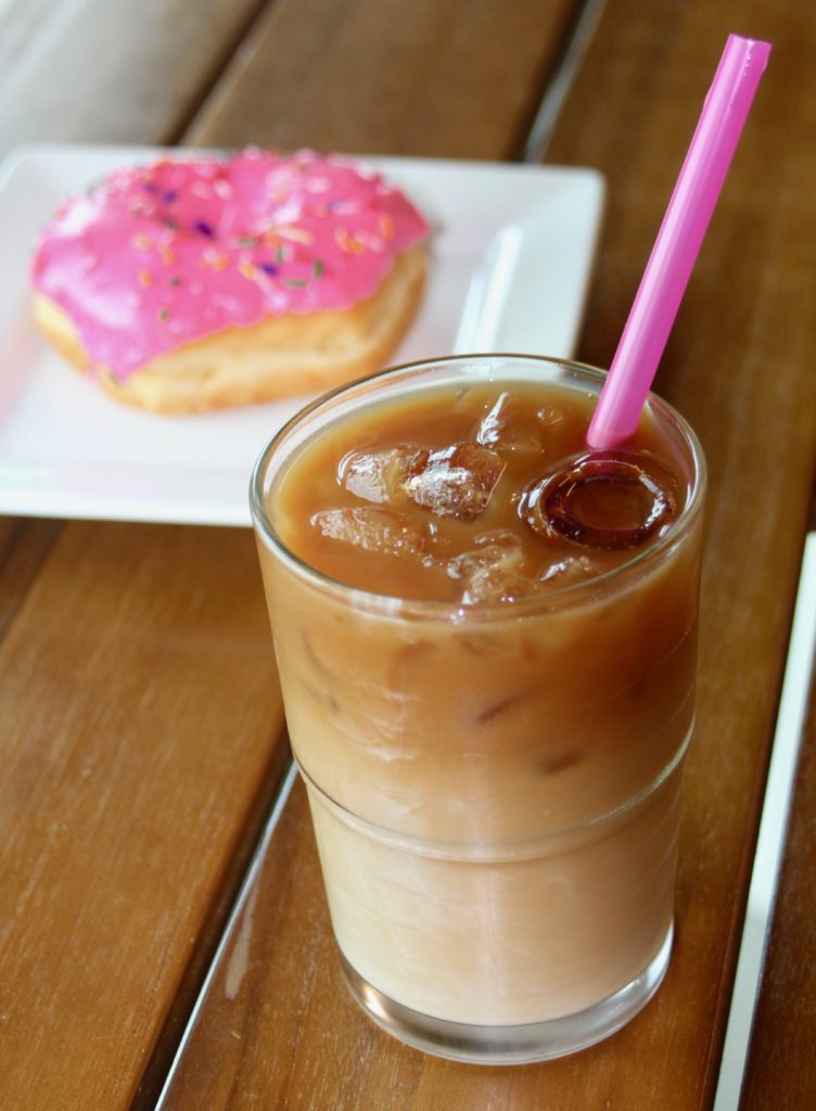 Lucky Ones Coffee and Donut