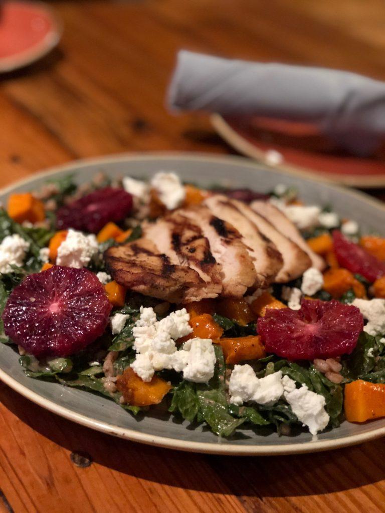 Versante Winter Salad