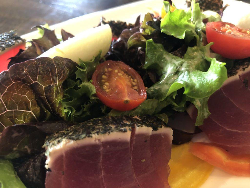 Powder Restaurant Tuna Niçoise Salad