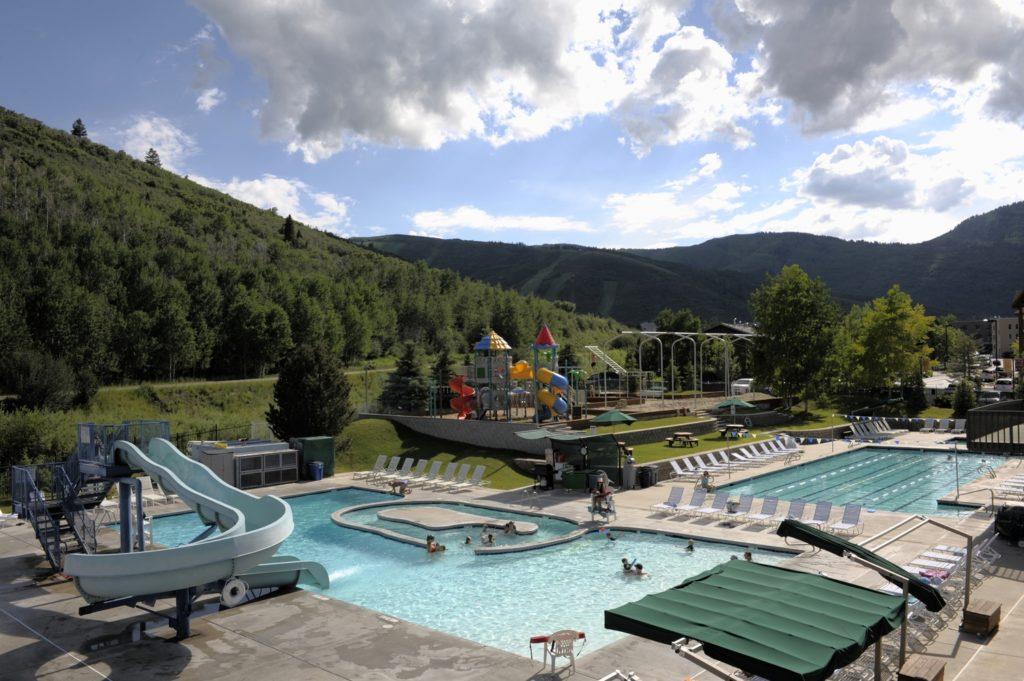 Silver Mountain Pool