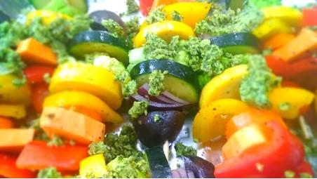 Summer Produce: Zucchini