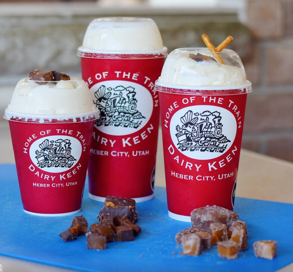 Dairy Keen Shakes