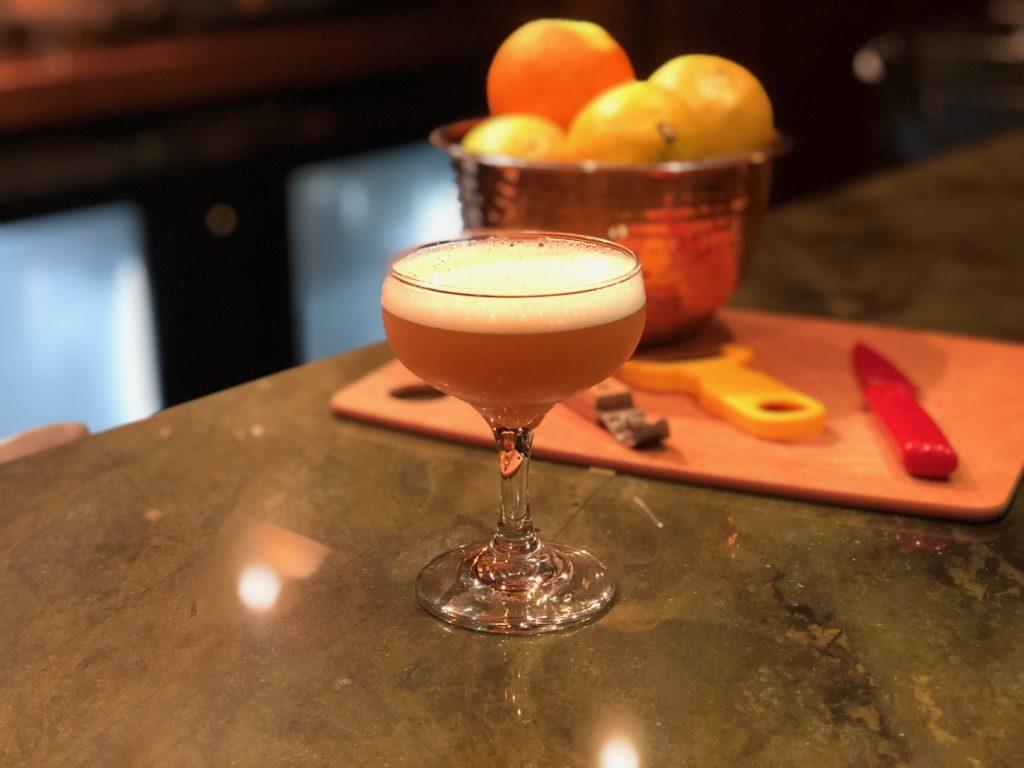 Alpine Pie Bar Cocktail