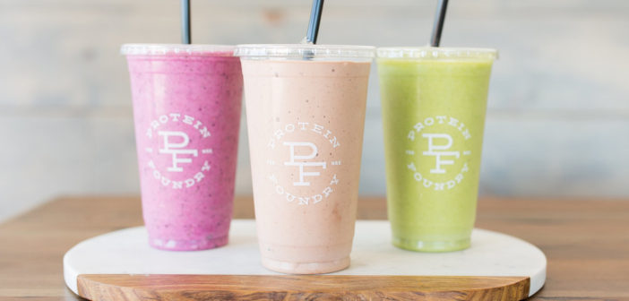 The Protein Foundry Opens Its Doors at Kimball Junction