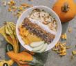 Five5eeds Pumpkin Smoothie Bowl